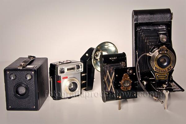 KODAK aparaty analogowe